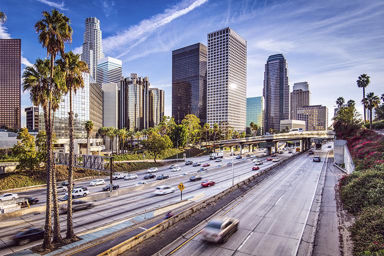 アメリカ語学留学 ロサンゼルス