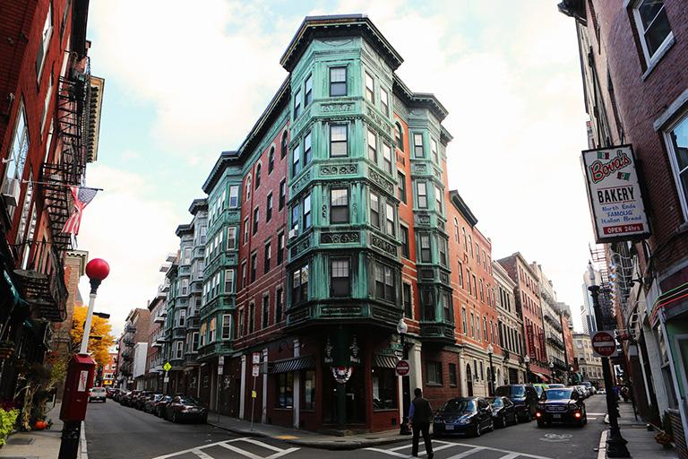 アメリカ語学留学 ボストン