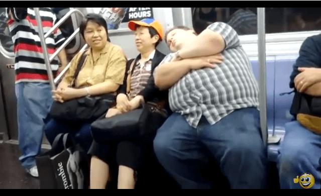 ニューヨークの地下鉄が自由すぎるwww マジでビビる動画18選!