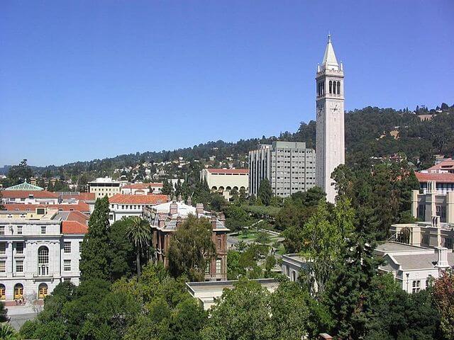 UC(カリフォルニア大学)バークレー校