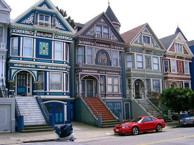 サンフランシスコ 家