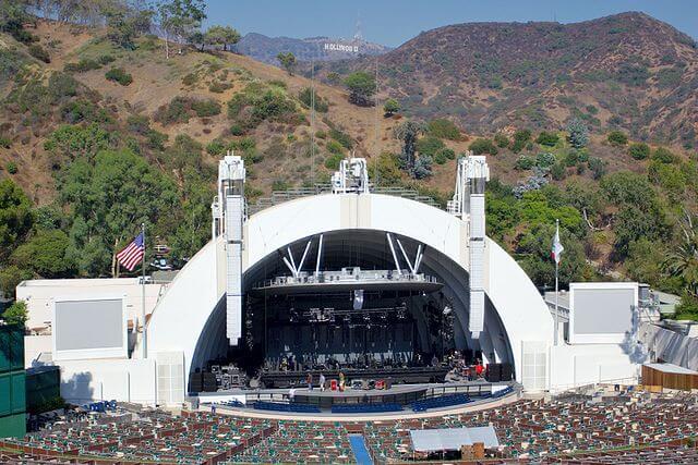ハリウッドボウル ロサンゼルス