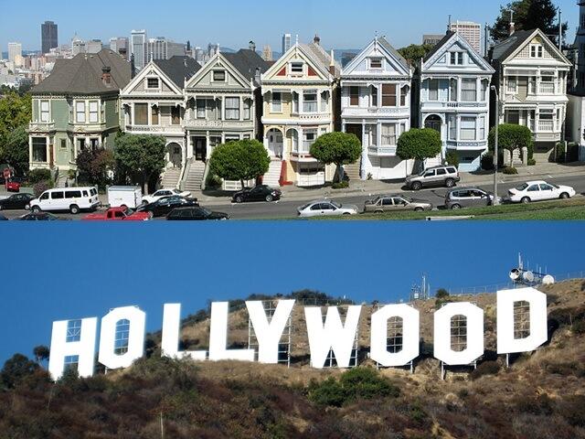 カリフォルニア対決!ロサンゼルスVSサンフランシスコ徹底比較!