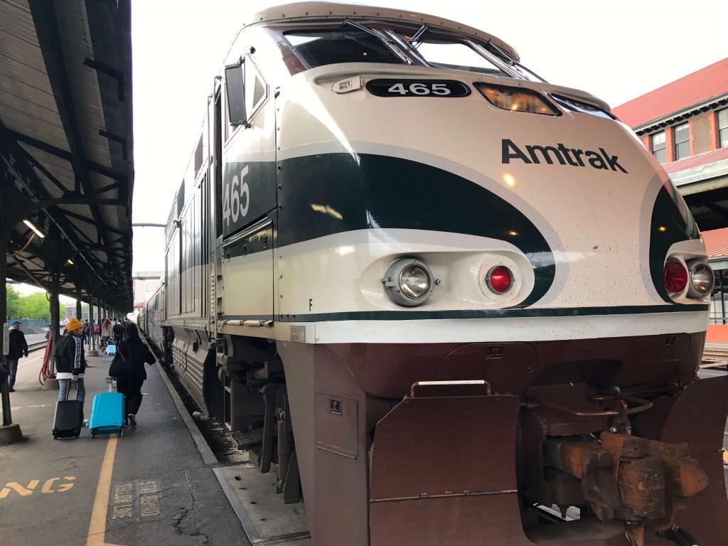 Amtrak アムトラック