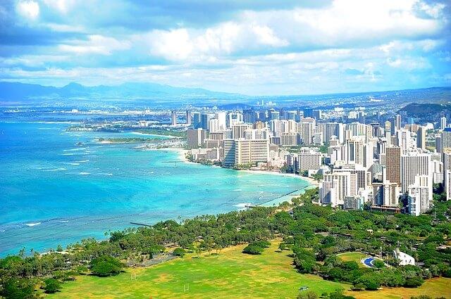 ハワイ オアフ島 ホノルル